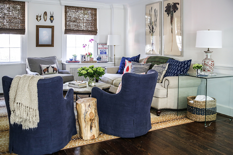 Andrea Leigh Interiors - Wolfe Street
